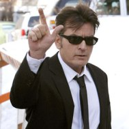 When I think of a guy who thinks he's an alpha, I think Charlie Sheen!