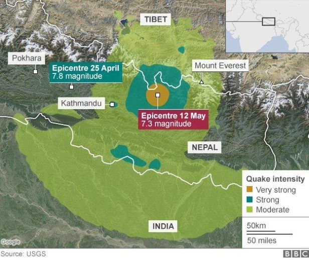 Nepal Quake 2
