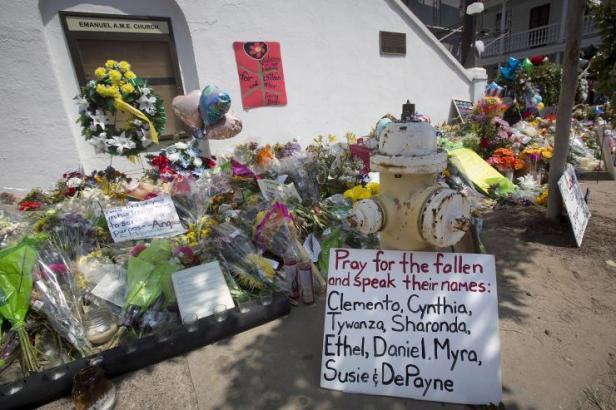 charleston memorial